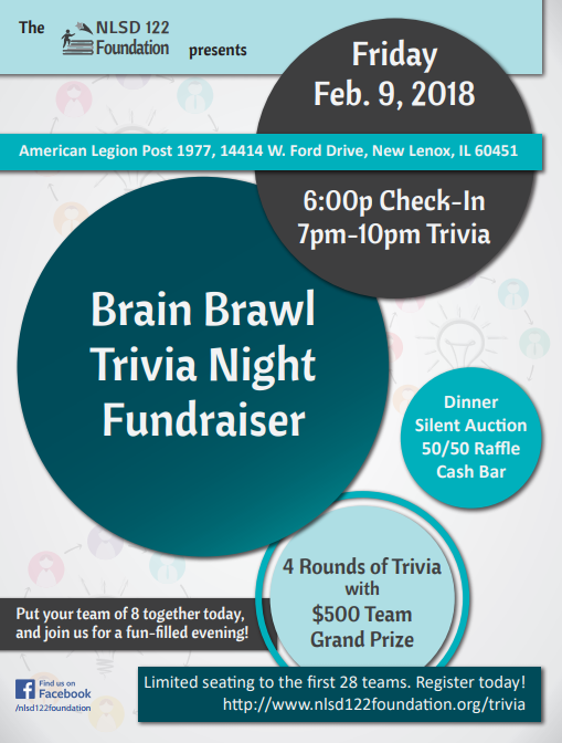 Brain Brawl 2017 Flyer