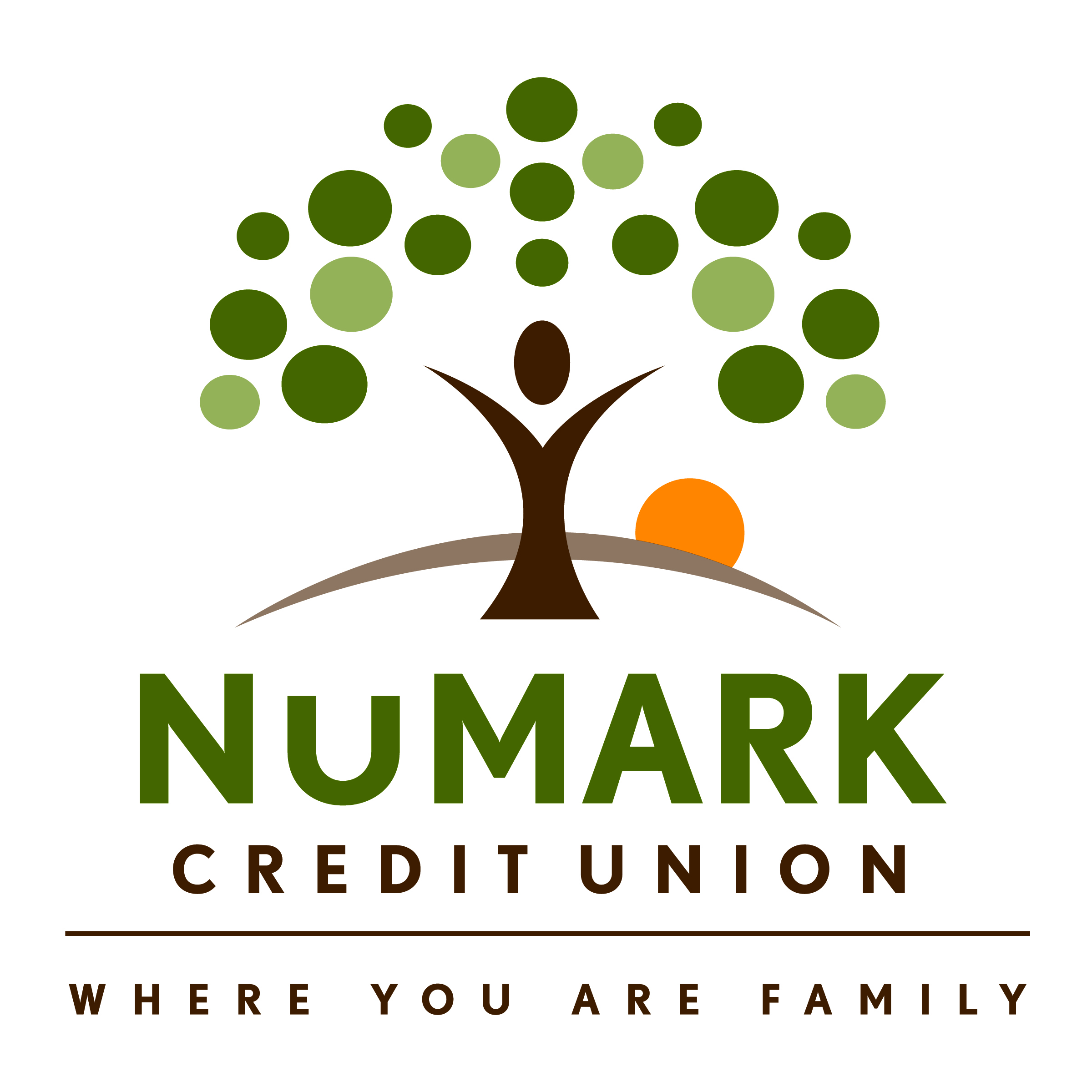 NuMark Credit Union Logo